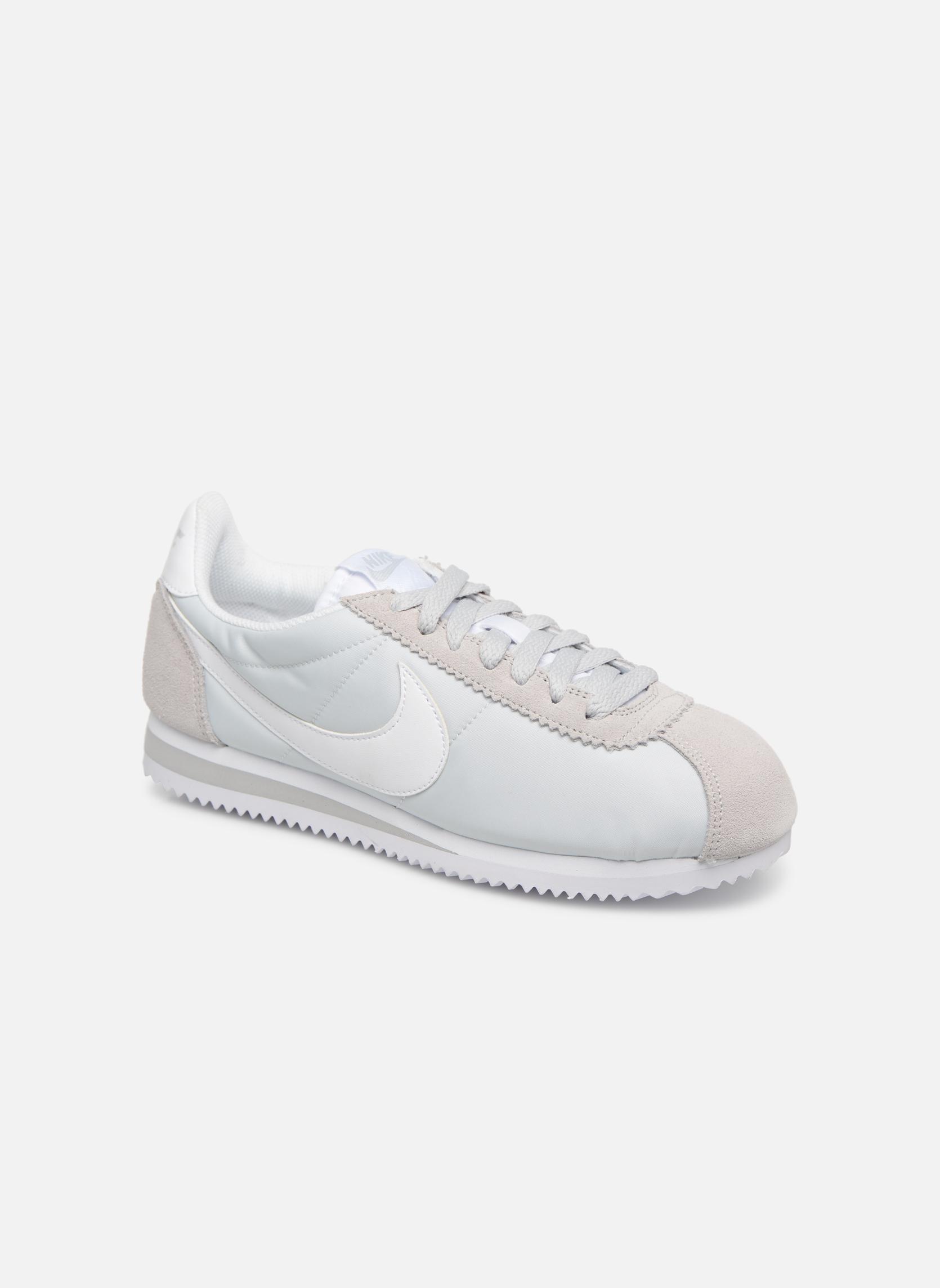 online retailer 131ee 8b211 Nike Wmns Classic Cortez Nylon (Grijs) - Sneakers chez Sarenza (266836)