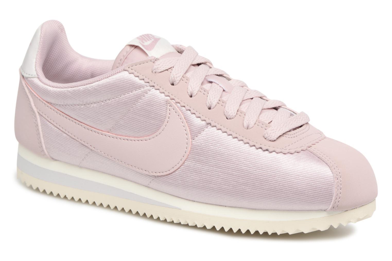 Nike Wmns Classic Cortez Nylon (Rose) - Baskets en Más cómodo Dernières chaussures discount pour hommes et femmes