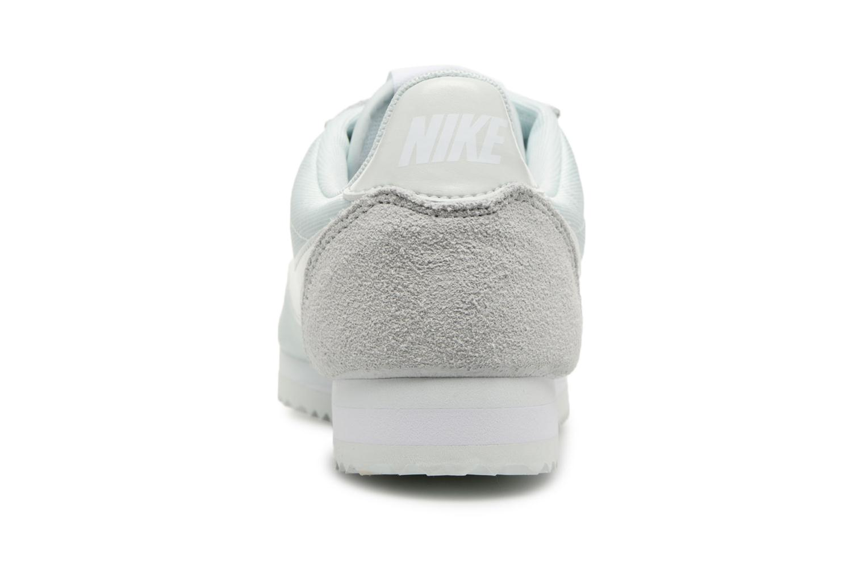 Sneaker Nike Wmns Classic Cortez Nylon grün ansicht von rechts