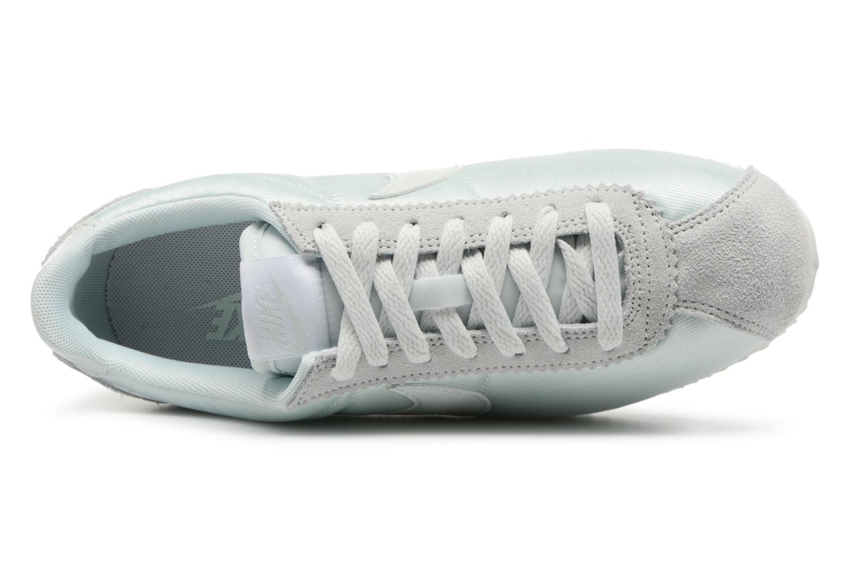 Sneaker Nike Wmns Classic Cortez Nylon grün ansicht von links