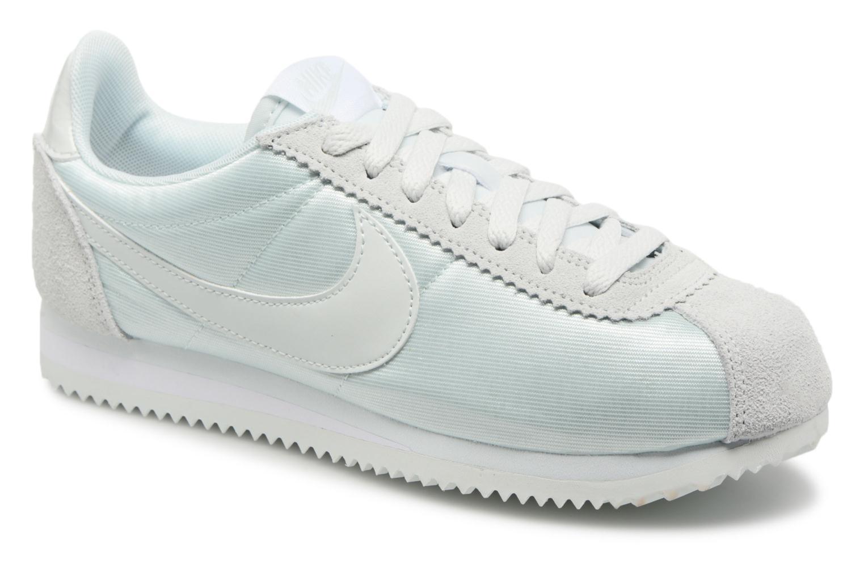 Sneaker Nike Wmns Classic Cortez Nylon grün detaillierte ansicht/modell
