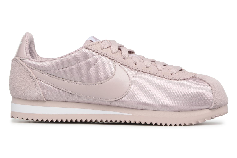Sneaker Nike Wmns Classic Cortez Nylon rosa ansicht von hinten