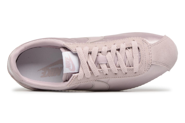 Sneaker Nike Wmns Classic Cortez Nylon rosa ansicht von links