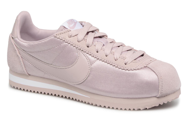 Sneaker Nike Wmns Classic Cortez Nylon rosa detaillierte ansicht/modell