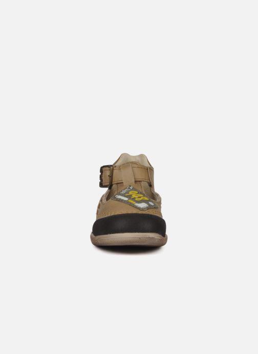 Bottines et boots GBB Leopold Marron vue portées chaussures