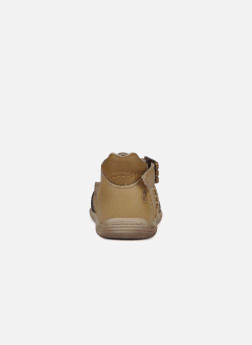 Bottines et boots GBB Leopold Marron vue droite