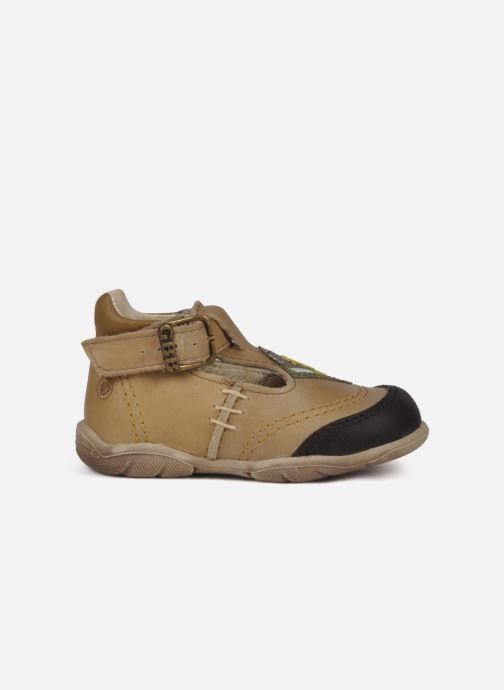 Bottines et boots GBB Leopold Marron vue derrière