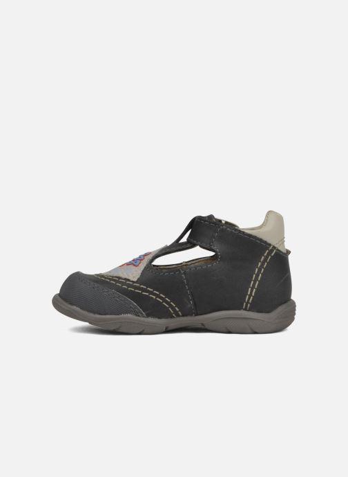 Boots en enkellaarsjes GBB Leopold Grijs voorkant