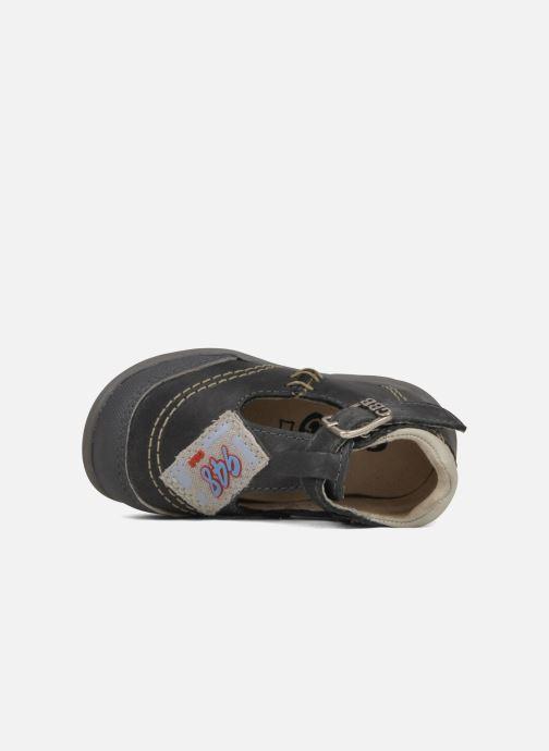 Bottines et boots GBB Leopold Gris vue gauche