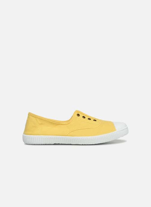 Trainers Victoria Victoria Elastique W Yellow back view