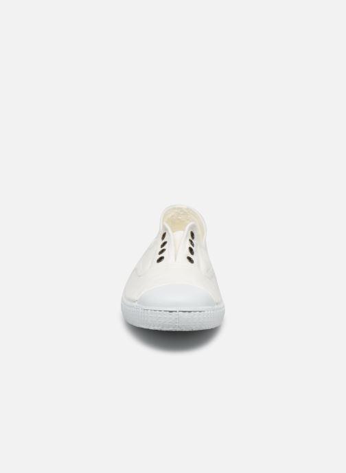 Sneakers Victoria Victoria Elastique W Bianco modello indossato