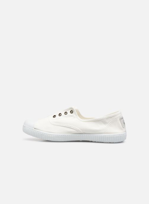 Sneakers Victoria Victoria Elastique W Bianco immagine frontale