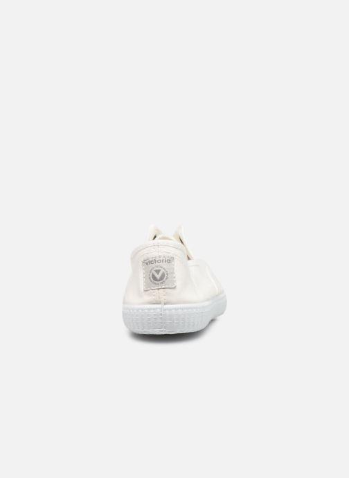 Sneakers Victoria Victoria Elastique W Bianco immagine destra