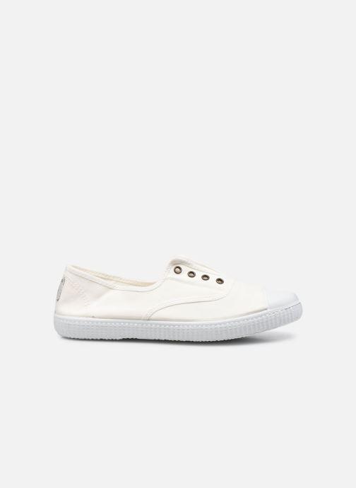 Sneaker Victoria Victoria Elastique W weiß ansicht von hinten