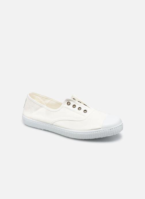 Sneakers Victoria Victoria Elastique W Hvid detaljeret billede af skoene