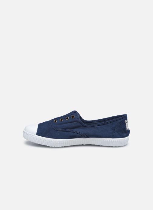 Sneakers Victoria Victoria Elastique W Azzurro immagine frontale