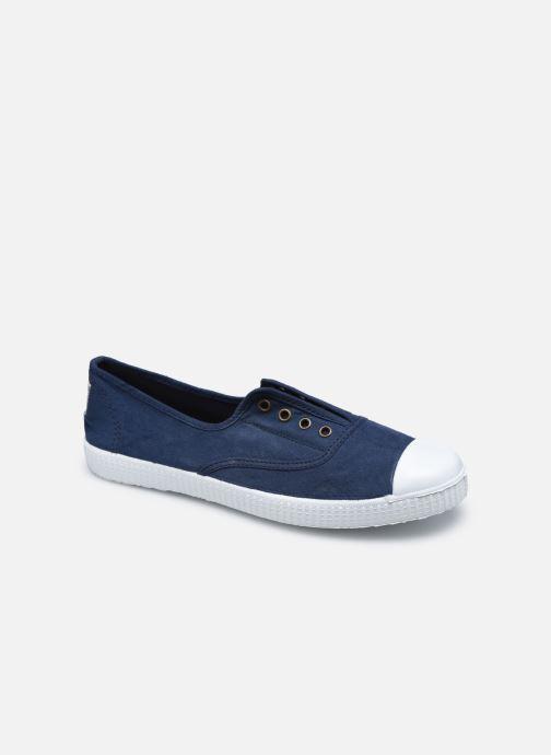 Sneaker Victoria Victoria Elastique W blau detaillierte ansicht/modell