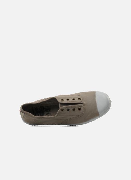 Sneaker Victoria Victoria Elastique W beige ansicht von links