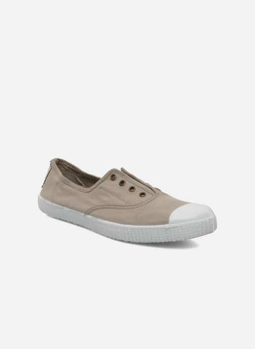 Sneakers Victoria Victoria Elastique W Beige detail