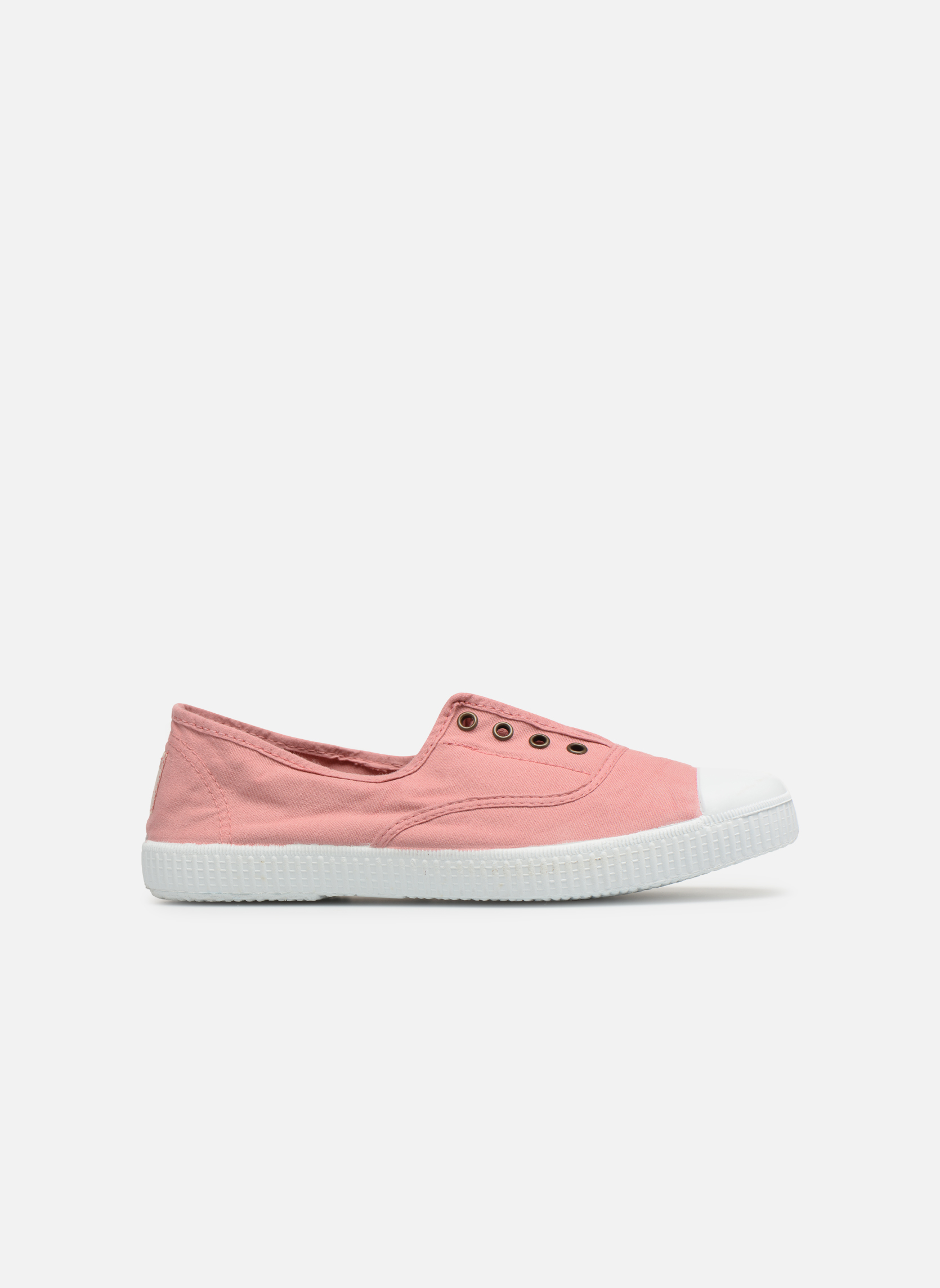 Trainers Victoria Victoria Elastique W Pink back view