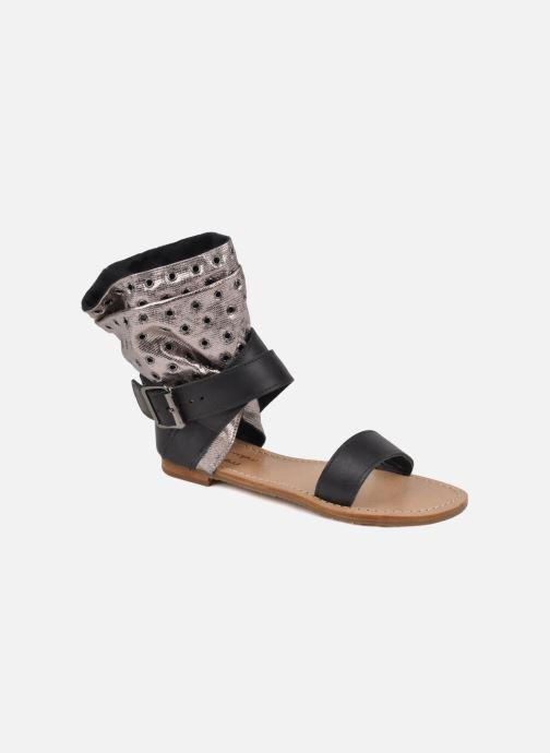 Sandales et nu-pieds Mellow Yellow Minihopeful Argent vue détail/paire