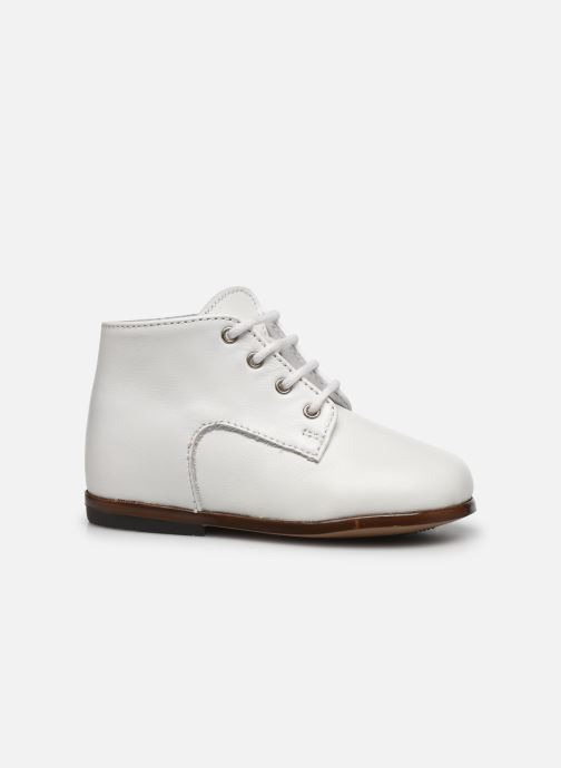 Bottines et boots Little Mary Miloto Blanc vue derrière