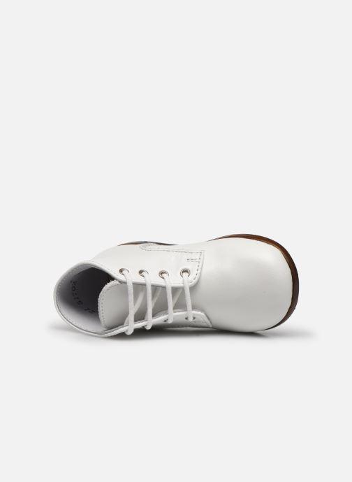 Bottines et boots Little Mary Miloto Blanc vue gauche