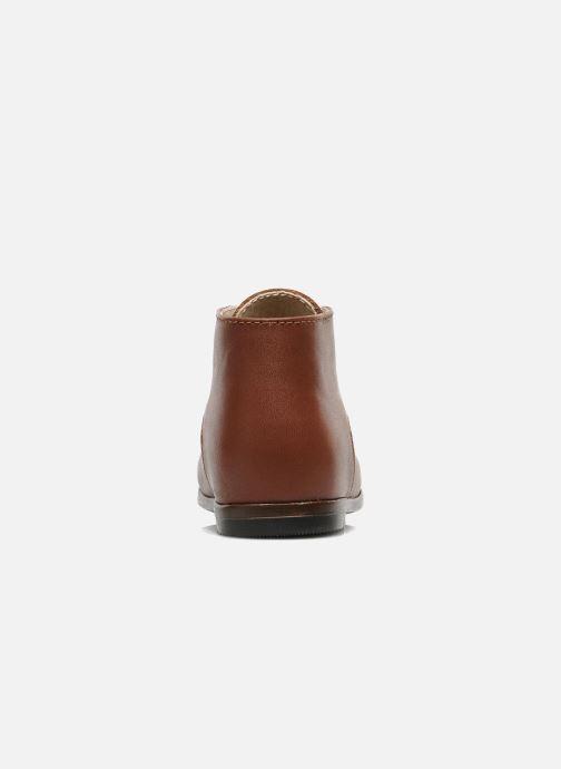 Bottines et boots Little Mary Miloto Marron vue droite