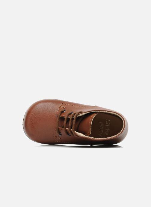 Bottines et boots Little Mary Miloto Marron vue gauche