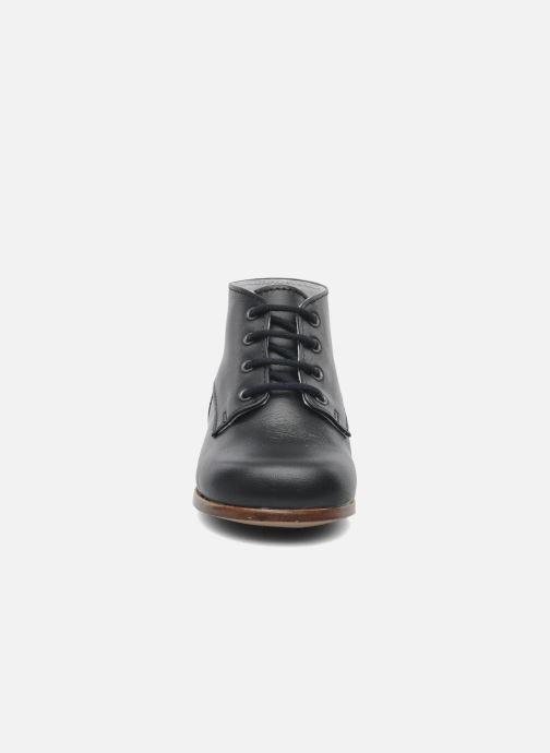 Bottines et boots Little Mary Miloto Noir vue portées chaussures