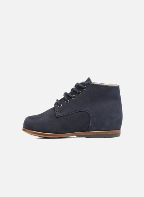 Ankle boots Little Mary Miloto Blue front view