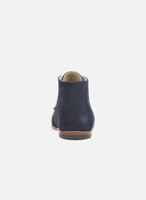Stiefeletten & Boots Little Mary Miloto blau ansicht von rechts