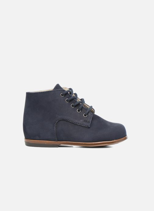 Ankle boots Little Mary Miloto Blue back view