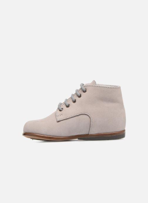 Bottines et boots Little Mary Miloto Gris vue face
