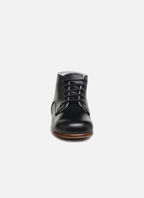 Bottines et boots Little Mary Miloto Bleu vue portées chaussures