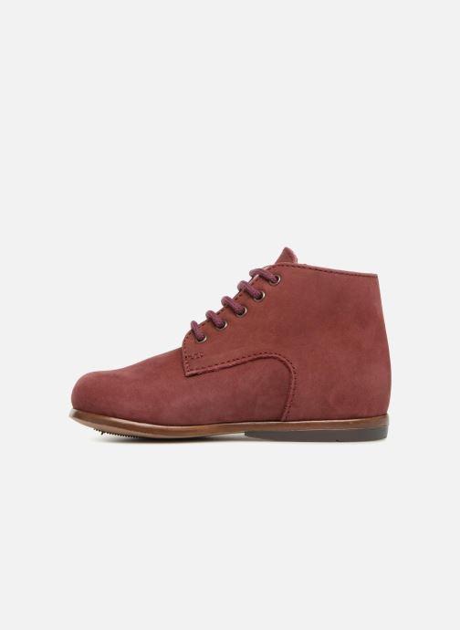 Bottines et boots Little Mary Miloto Bordeaux vue face