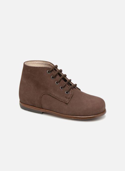 Bottines et boots Little Mary Miloto Marron vue détail/paire