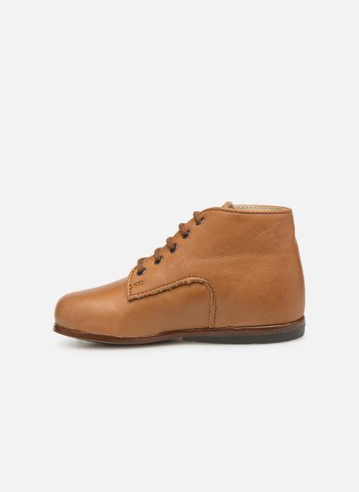 Bottines et boots Little Mary Miloto Marron vue face