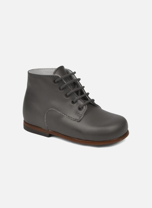 Ankle boots Little Mary Miloto Grey detailed view/ Pair view