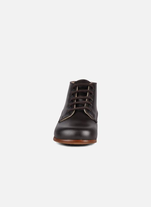 Ankle boots Little Mary Miloto Black model view