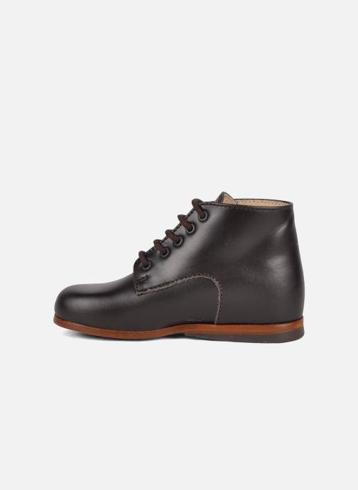 Bottines et boots Little Mary Miloto Noir vue face