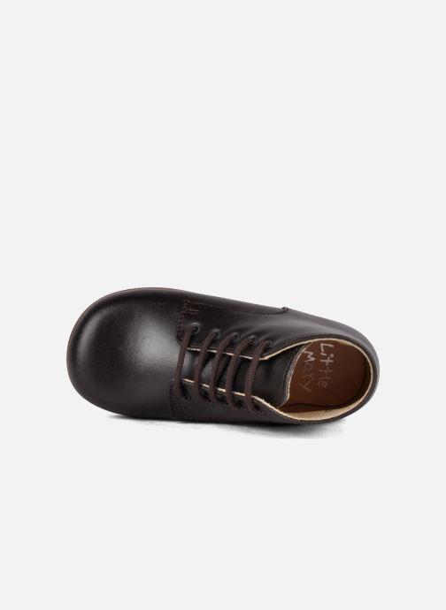 Bottines et boots Little Mary Miloto Noir vue gauche