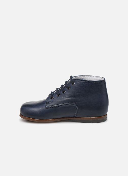 Bottines et boots Little Mary Miloto Bleu vue face