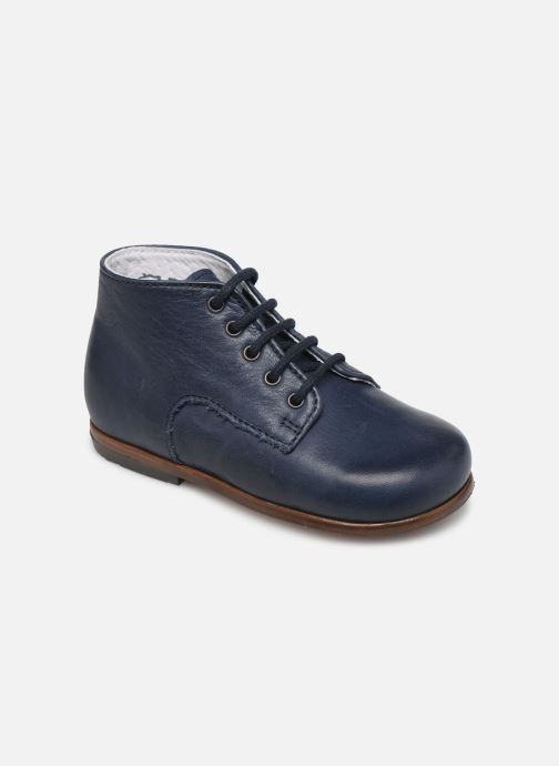 Bottines et boots Little Mary Miloto Bleu vue détail/paire