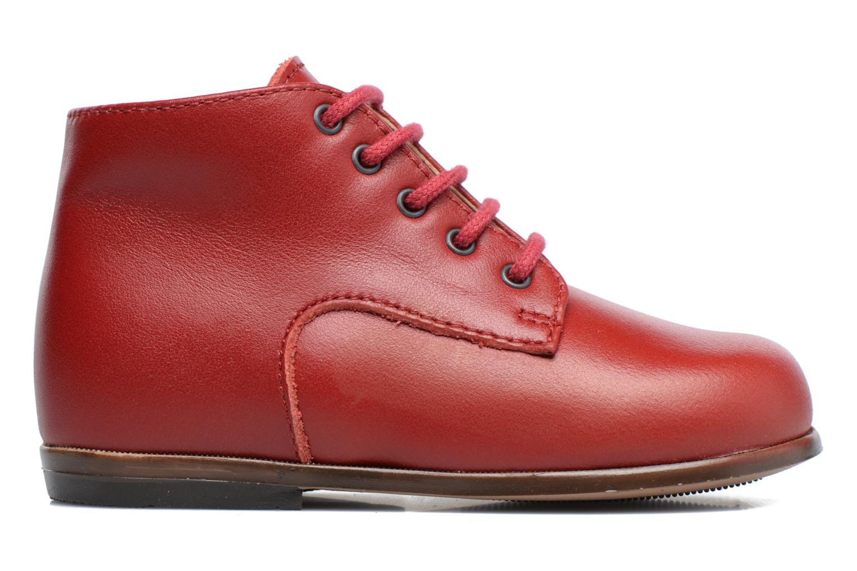 Bottines et boots Little Mary Miloto Rouge vue derrière