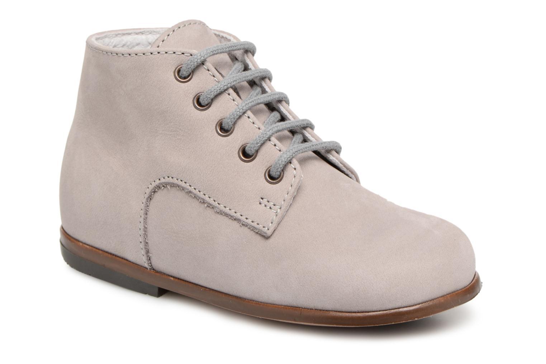 Bottines et boots Little Mary Miloto Gris vue détail/paire