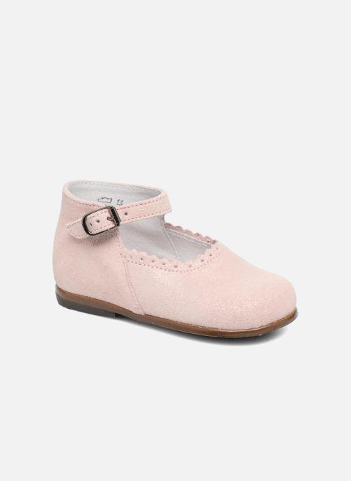 Ballerines Little Mary Vocalise Rose vue détail/paire