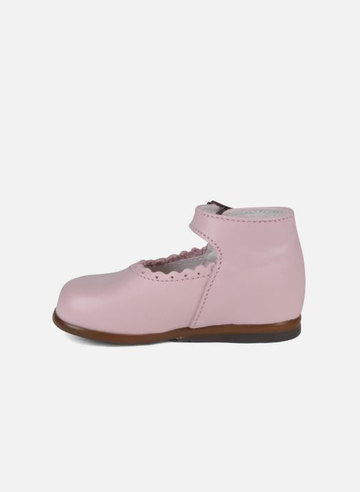 Ballerinas Little Mary Vocalise rosa ansicht von vorne