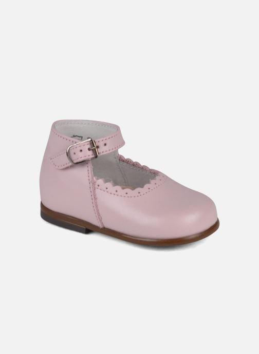 Bailarinas Little Mary Vocalise Rosa vista de detalle / par