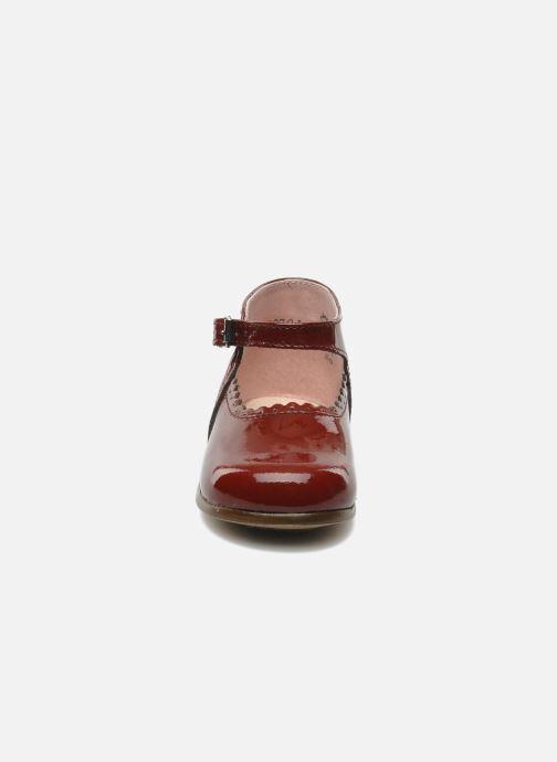 Ballerinas Little Mary Vocalise rot schuhe getragen